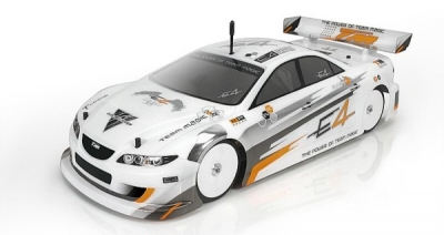 K Factory Maz 190mm Touring Car Body Clear Body  large2