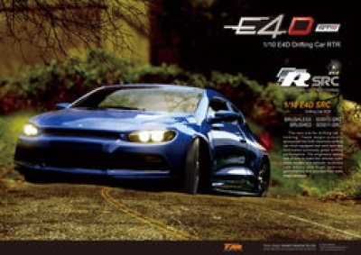 K Factory VW Scirocco 195mm Clear Body  large2