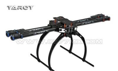 Tarot FY650 Quadcopter Frame  large2